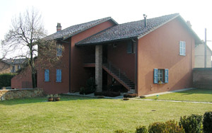 Ristrutturazione Bed and Breakfast in collina